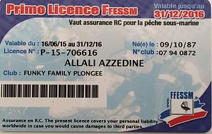 Nos premières licences et premiers N1!